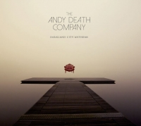 THE ANDY DEATH COMPANY - Darkland City Anthems - Digipak-Doppel-CD