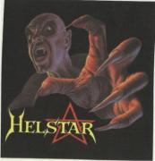 HELSTAR Nosferatu BEDRUCKTER AUFNAEHER 10 cm x 10,5 cm (o266a)