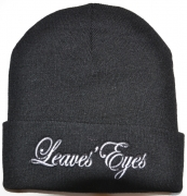 LEAVES' EYES - Logo - Beanie