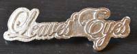 LEAVES' EYES - Logo - 2,6 cm x 9,4 cm - Metal Pin
