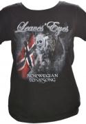 LEAVES' EYES - Norwegian Lovesong - Girlieshirt