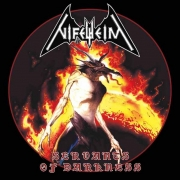 NIFELHEIM - Servants Of Darkness - Picture-Vinyl-LP