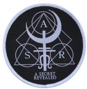 A SECRET REVEALED Logo Patch