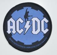 AC/DC Angus Cog Patch