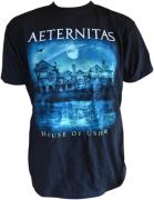 AETERNITAS House Of Usher T-Shirt L
