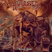 AVULSED Ritual Zombi CD (o289)