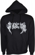 BENEDICTION Old School Logo Kapuzenpullover