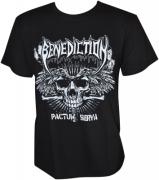 BENEDICTION Pactum Serva T-Shirt S (o342)