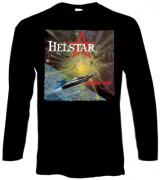 HELSTAR Burning Star Longsleeve SMALL (o277)