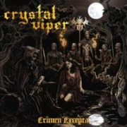 CRYSTAL VIPER Crimen Excepta CD