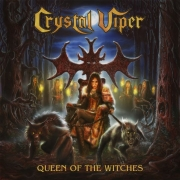 CRYSTAL VIPER Queen Of The Witches CD