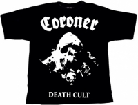 CORONER Death Cult T-Shirt