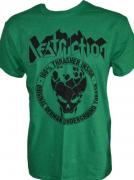 DESTRUCTION - Thrasher Inside - Antique Irish Green Gildan T-Shirt