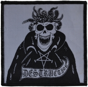 DESTRUCTION - Bestial Invasion Of Hell - 10,4 cm x 10 cm - Patch