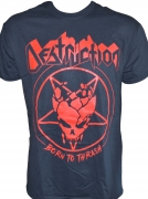 DESTRUCTION - Born To Thrash - Gildan T-Shirt