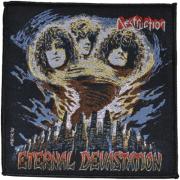 DESTRUCTION - Eternal Devastation - 10,3 cm x 10,3 cm - Patch