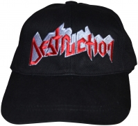 DESTRUCTION - Logo - Baseballcap