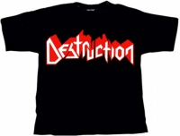 DESTRUCTION Logo T-Shirt