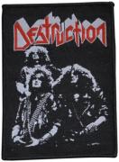 DESTRUCTION - Old School - 7,5 cm x 10,2 cm - Patch