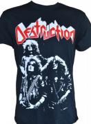 DESTRUCTION - Old School - Gildan T-Shirt
