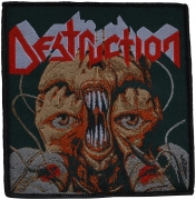 DESTRUCTION - Release From Agony - 10,4 cm x 10,2 cm - Patch