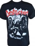 DESTRUCTION - Side By Side - Gildan T-Shirt