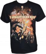 DIE APOKALYPTISCHEN REITER Heidenfest Tour T-Shirt
