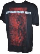 DIE APOKALYPTISCHEN REITER König T-Shirt XL