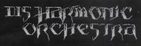 DISHARMONIC ORCHESTRA - Old Logo - Patch