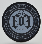 END OF GREEN Est 1992 - 10,7 cm Patch