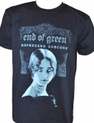 END OF GREEN - Vintage Woman - T-Shirt