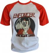ENFORCER The Black Angel Baseball T-Shirt