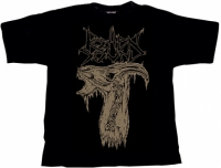 ROTTEN SOUND Goatee T-Shirt EXTRA-LARGE (o180)