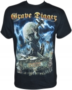 GRAVE DIGGER Exhumation The Early Years T-Shirt M