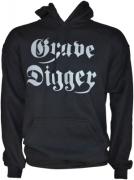 GRAVE DIGGER Logo - Gildan Kapuzenpullover