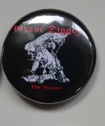 GRAVE DIGGER The Reaper Button (o263)