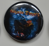 GRAVE DIGGER Return Of The Reaper Button (o263)