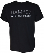 HAMPEZ Wie Im Flug - Digipak-CD plus T-Shirt