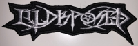 ILLDISPOSED - Cut Out Logo - 15,6 cm x 5,2 cm - Patch