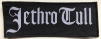 JETHRO TULL - Logo - 12 cm x 4,7 cm - Patch