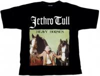 JETHRO TULL Heavy Horses T-Shirt