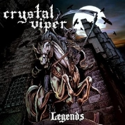 CRYSTAL VIPER Legends CD