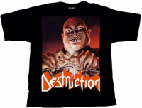 DESTRUCTION Live Without Sense T-Shirt
