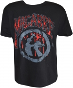 MACABRE Blood Logo T-Shirt