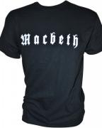 MACBETH Logo T-Shirt