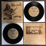 "MACBETH Caiman Demo 1998 Revisited - 7"" Vinyl-Single"