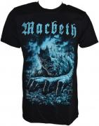 MACBETH - Hand Cover - T-Shirt