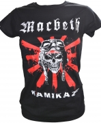 MACBETH Kamikaze Girlieshirt