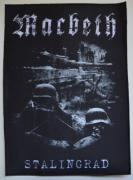 MACBETH Stalingrad Rückenaufnäher