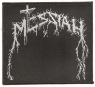 MESSIAH - Logo - Patch - 10,1 cm x 10,9 cm